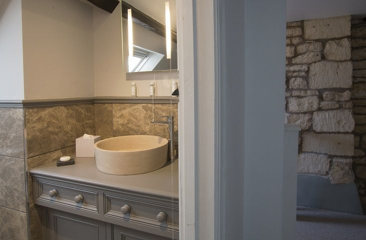 Sherborne House Chipping Campden Sinks