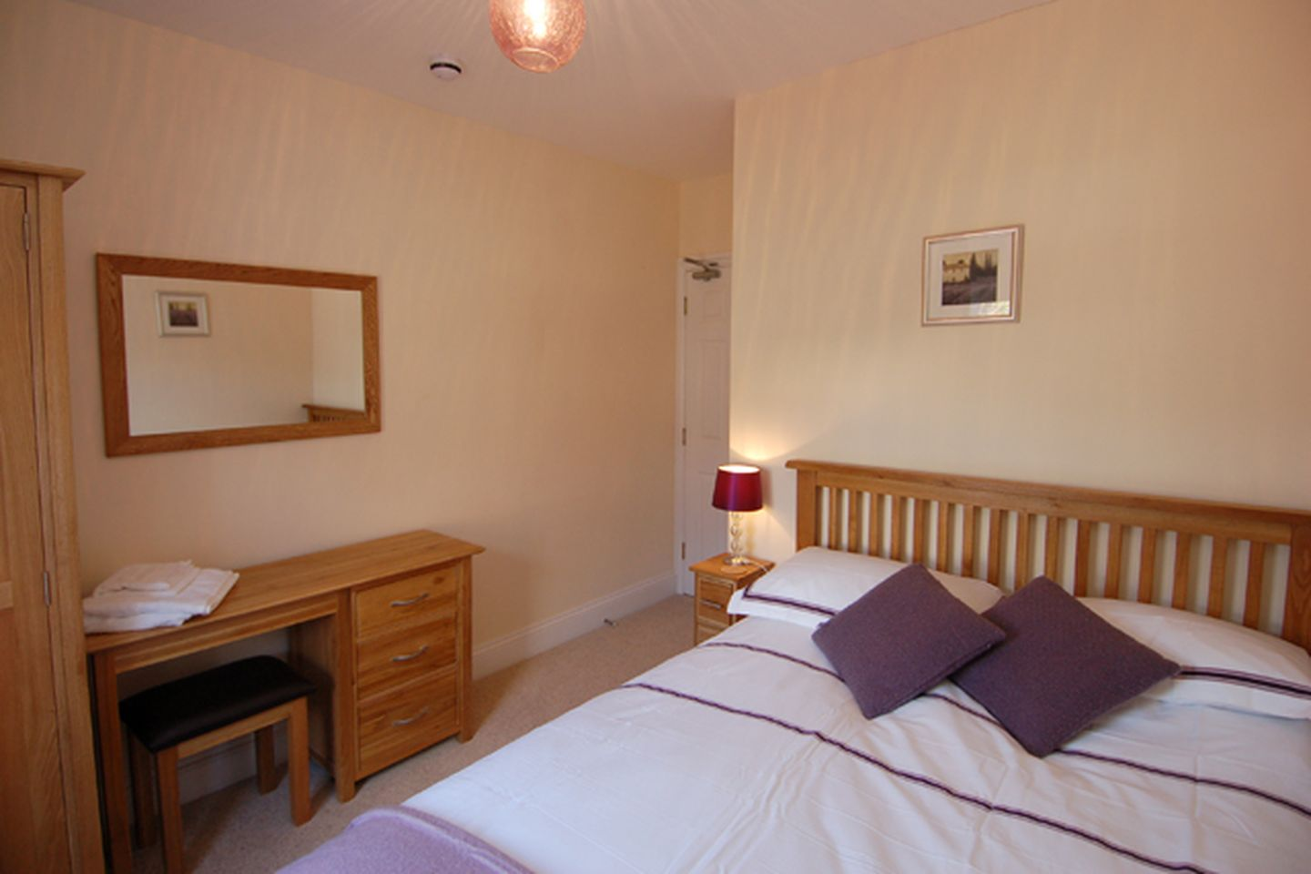 Sunny Mount Teignmouth Bedroom