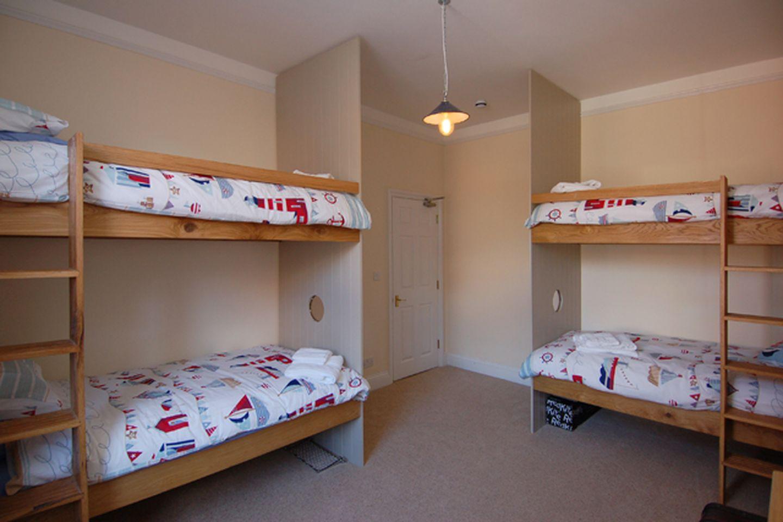 Sunny Mount Teignmouth Bunk Bedroom