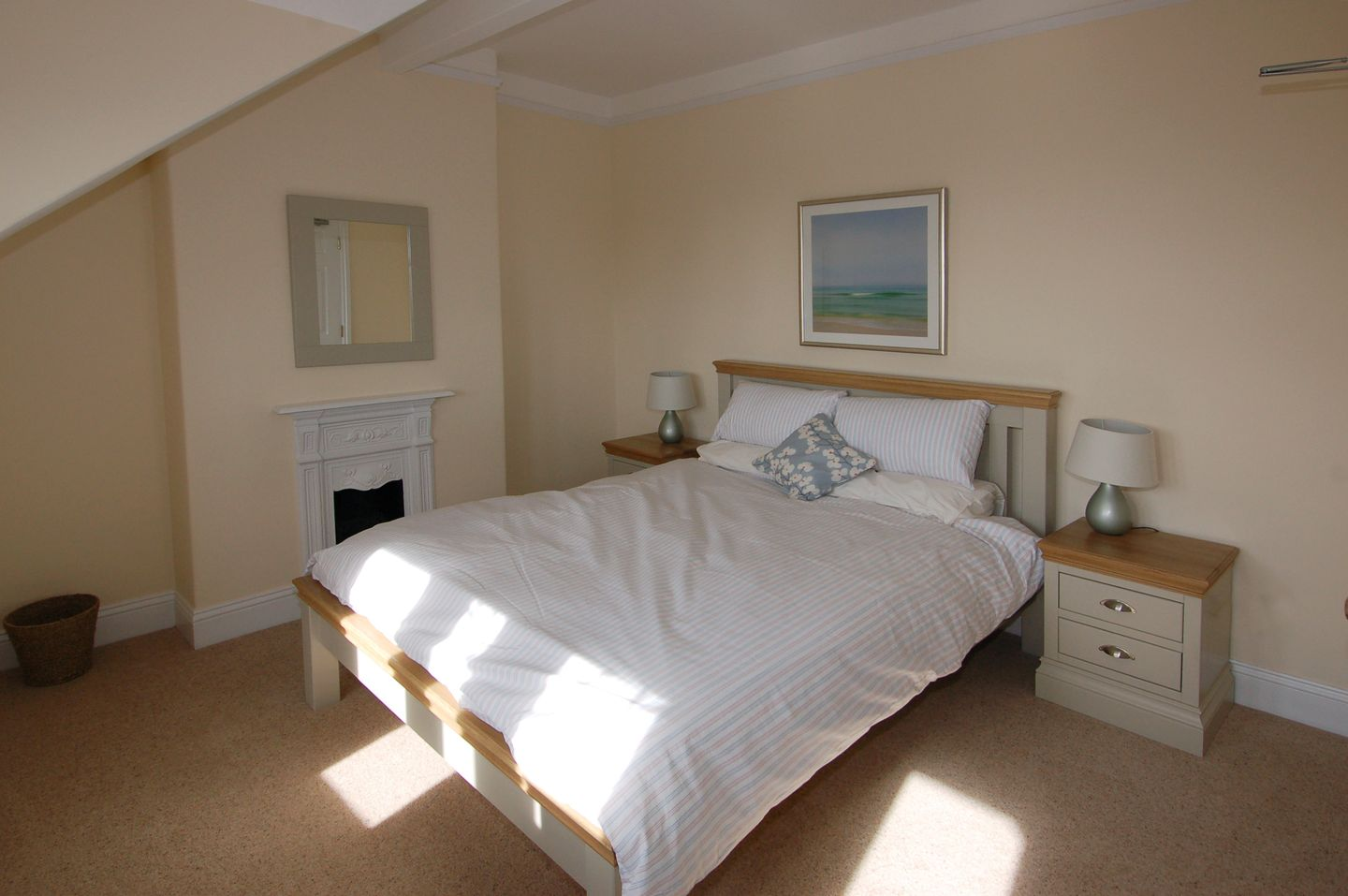 Sunny Mount Teignmouth Double Bedroom