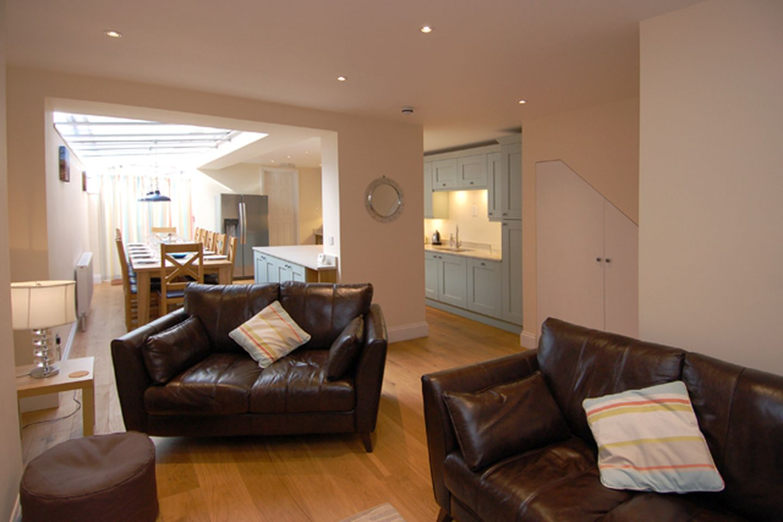 Sunny Mount Teignmouth Family Room
