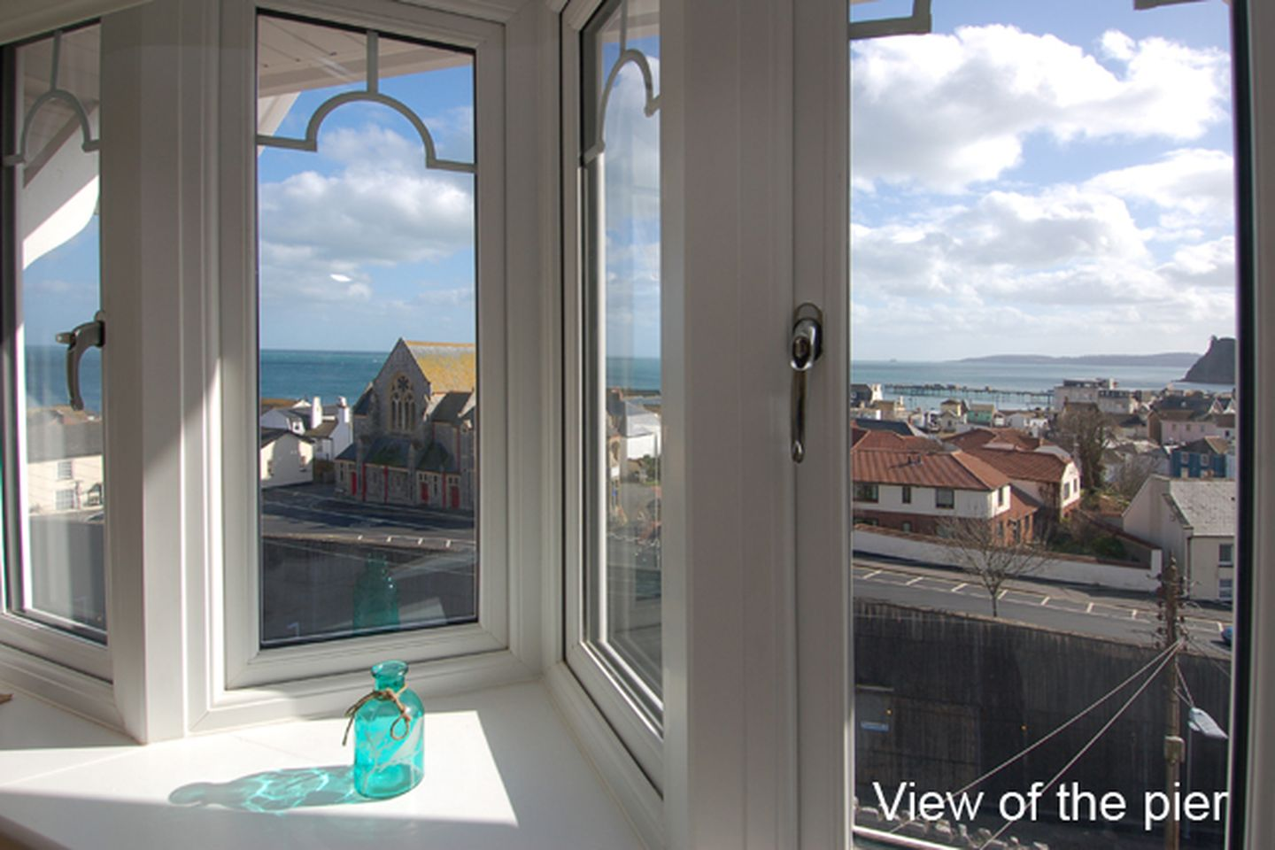 Sunny Mount Teignmouth Holiday Cottage View