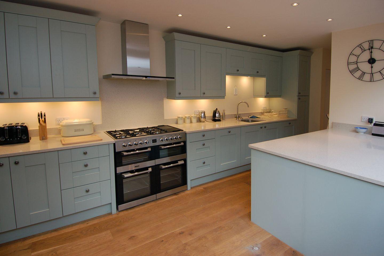 Sunny Mount Teignmouth Kitchen
