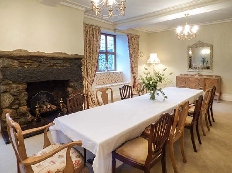 Talhenbont Hall Holiday Cottage Chwilog2