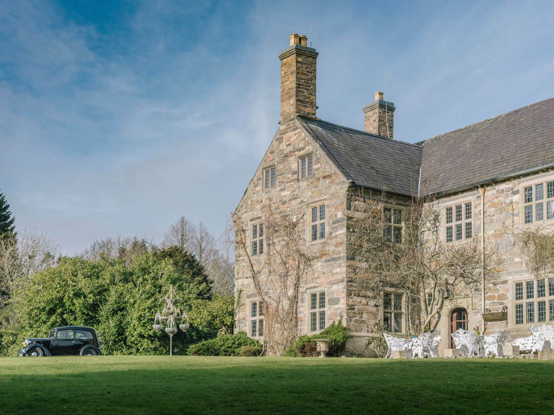Talhenbont Hall Holiday Cottage Chwilog8