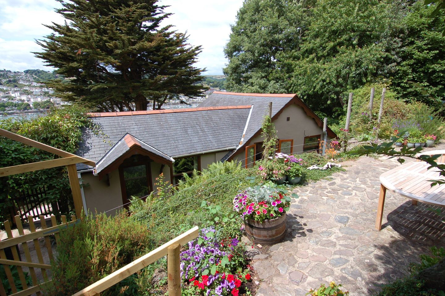 Tanglewood Holiday Cottage In Kingswear8
