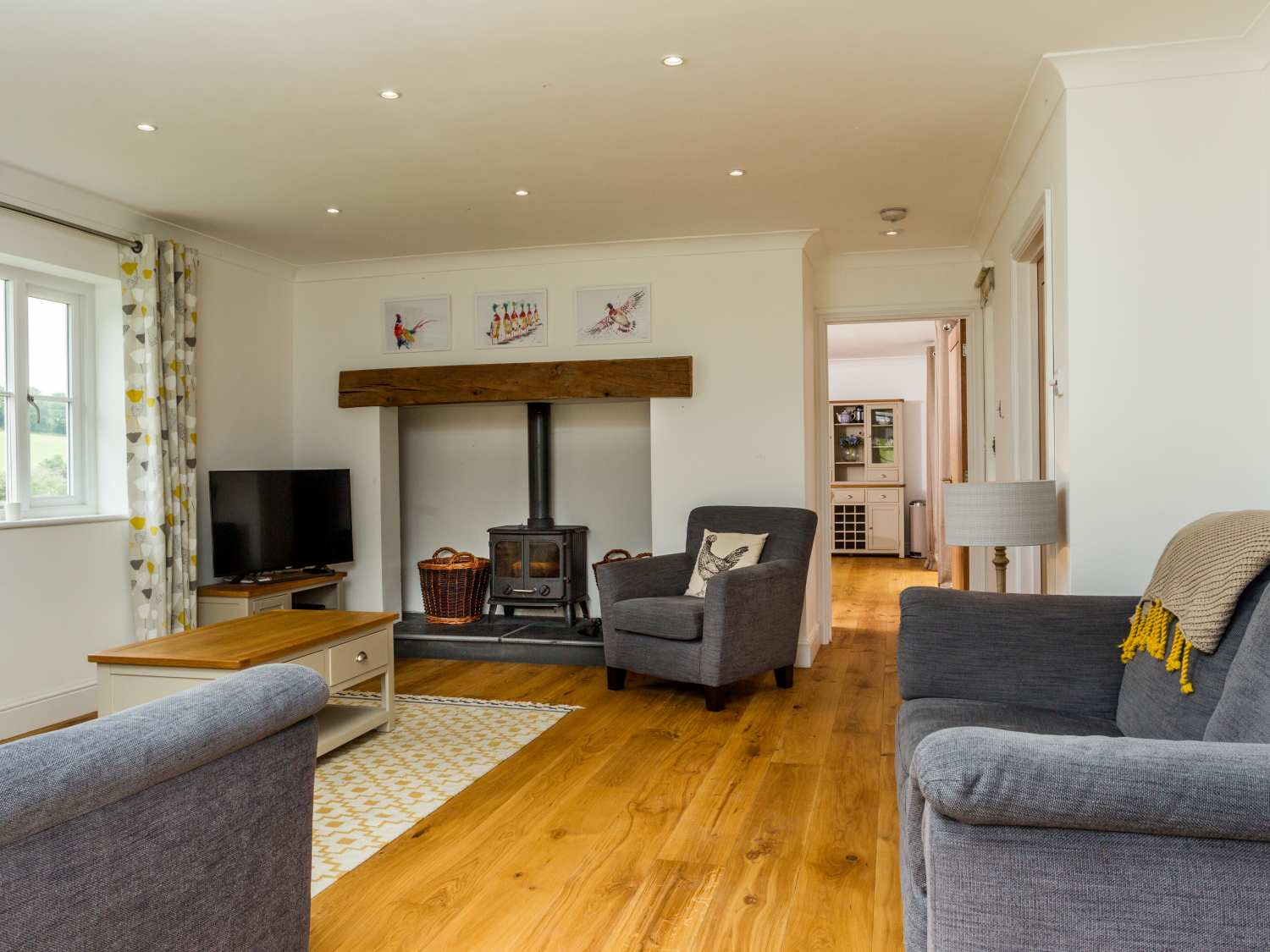 The Farm House Holiday Cottage Upper Seagry16