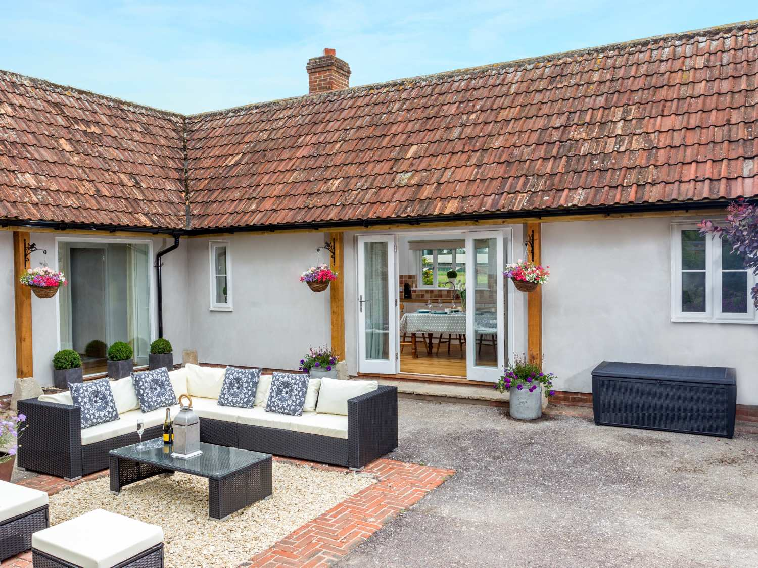 The Farm House Holiday Cottage Upper Seagry5