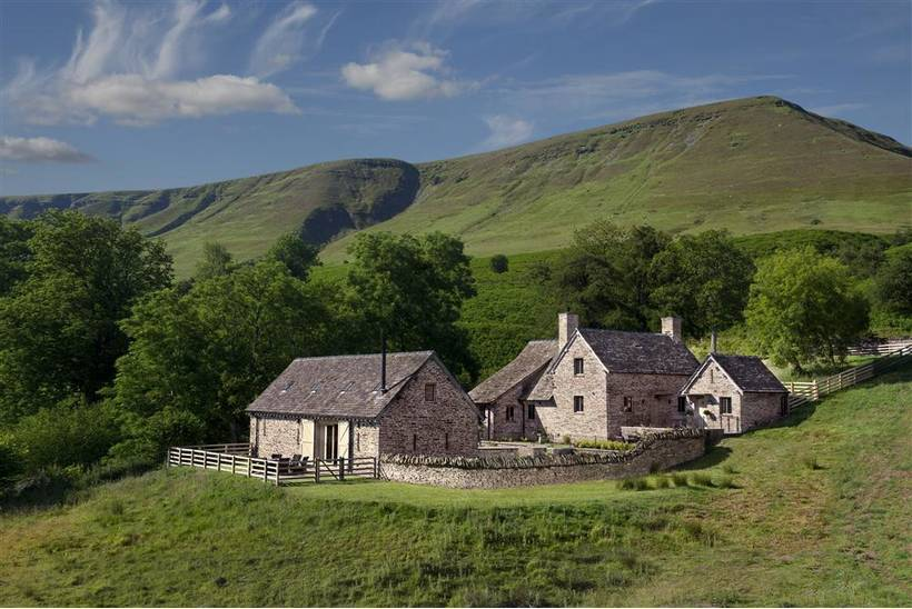 Holiday Cottage Reviews for The House In The Hills - Cottage Holiday in Hay on Wye, Powys