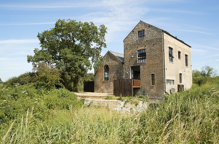 The Pump House Hilgay Exterior View