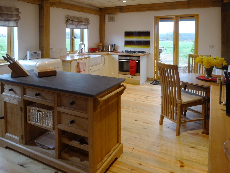 The Woodshed Upton Pyne Breakfast Bar