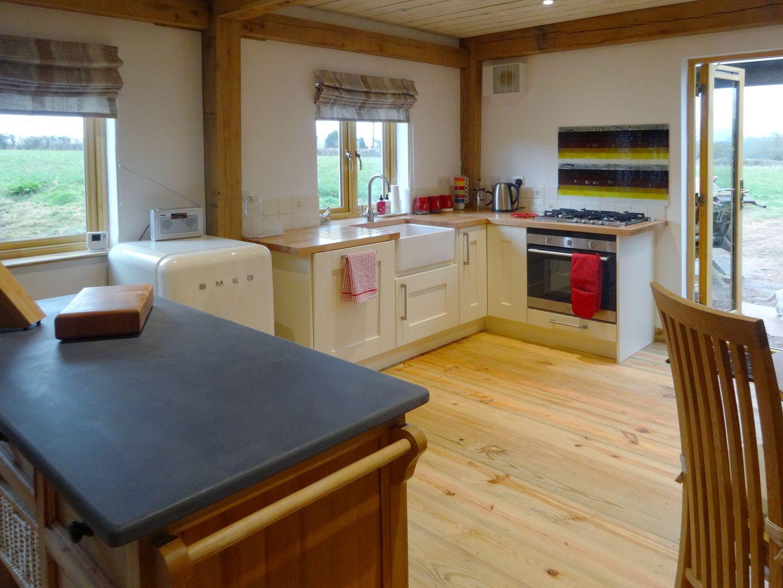 The Woodshed Upton Pyne Kitchen