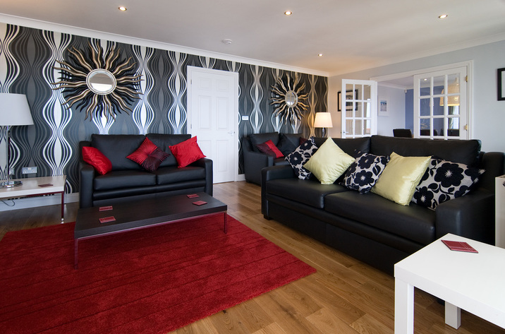 Trencrom Villa Carbisbay Lounge