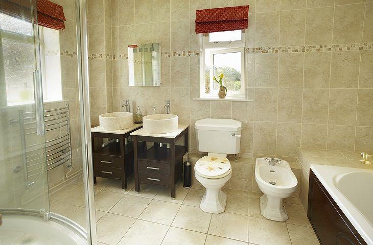 Underwood House East Knoyle Bathroom