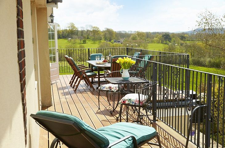 Holiday Cottage Reviews for Underwood House - Cottage Holiday in East Knoyle, Wiltshire