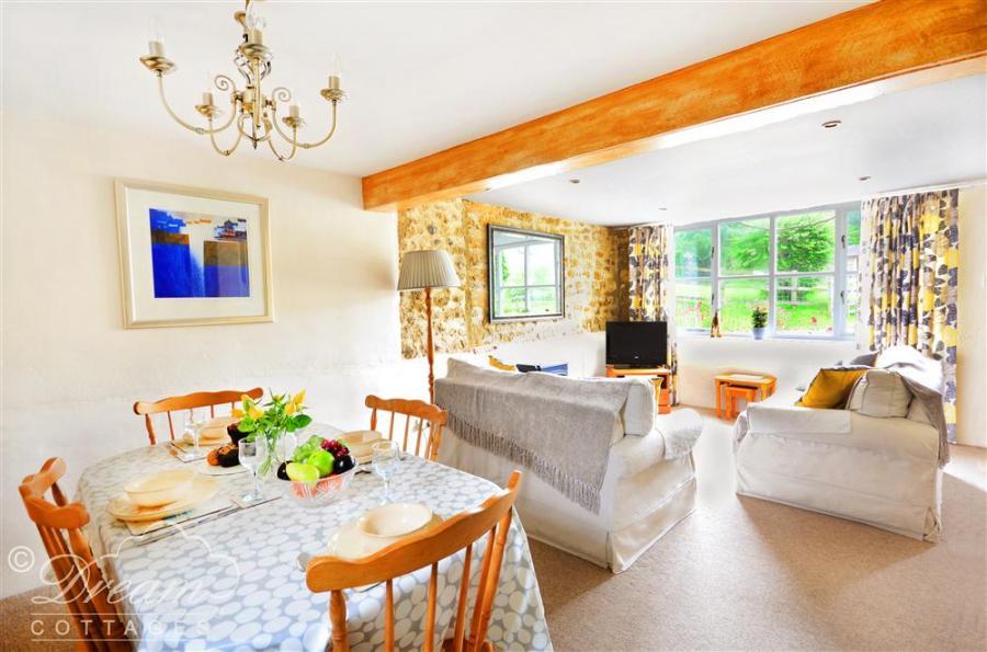 Wheatsheaf Cottage In Askerswell7