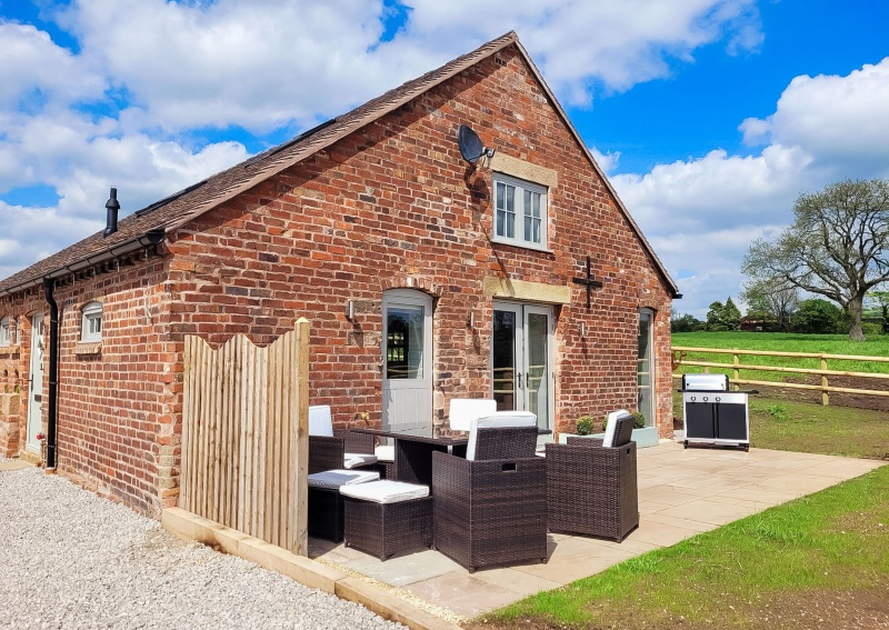 The Barn at Wylde Goose, Staffordshire