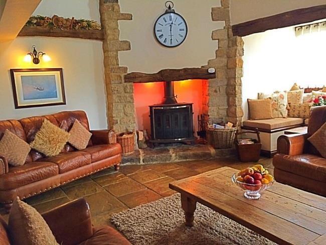 Holestone Moor Barns holiday cottages