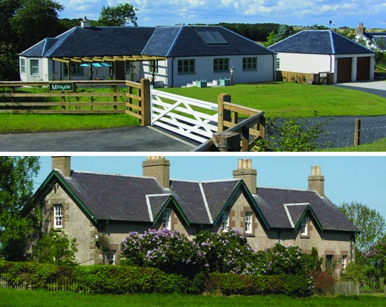 Hendersyde Farm Cottages