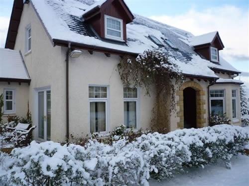 GLENCOE Dalcraig House