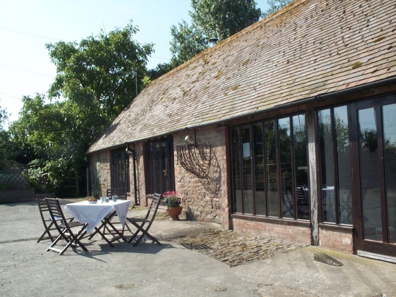 Hareley Barn