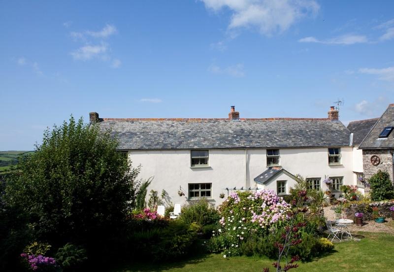 Higher Mullacott Farmhouse