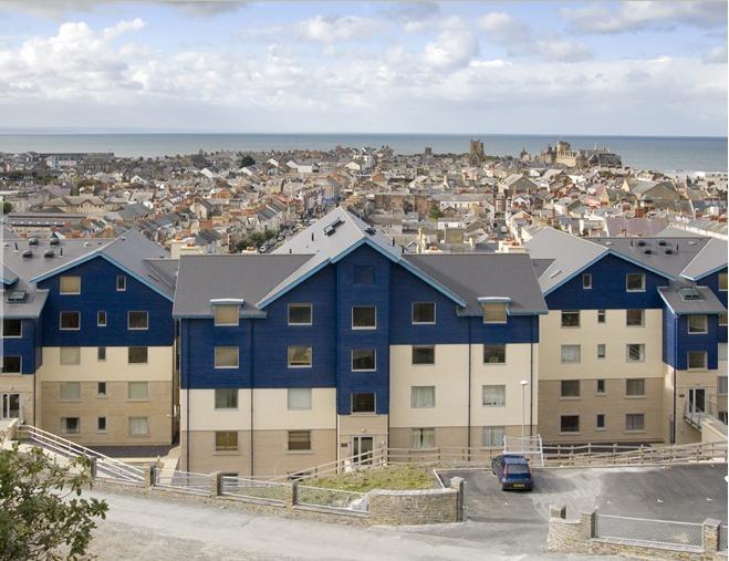 Plas Tudor Luxury Apartment Aberystwyth