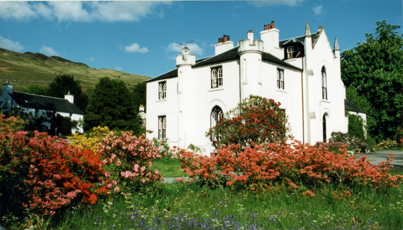 Kinlochlaich House - Linnhe Apartment