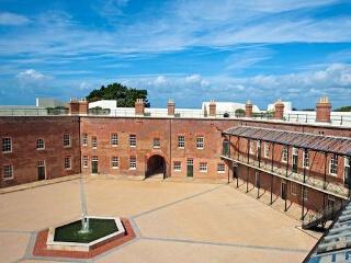 The Sergeants Quarters, Golden Hill Fort